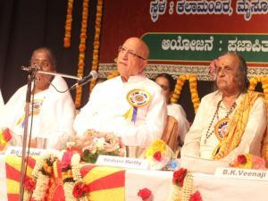 5. Inaugural speech by Rajyogi BK Brij Mohanji