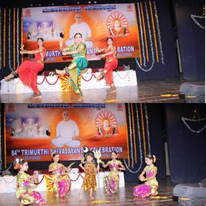 7. Dance performace