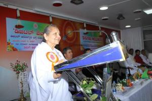 3. Sudesh Didi, European Director of the Brahma Kumaris World Spiritual University
