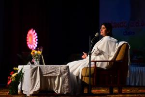 7. 'Creating Your Miracle' Afternoon Session by Sister Shivani