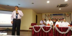 1.(d)Cdr. H.N Satish, Adjunct Professor & HOD, Dept of Tourism & Hospitality.