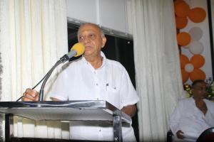 4. SP. Shantinath speech