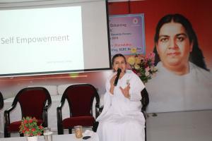6. BK Deepa Behn speech