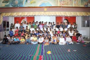1. 100 Childrens participated the Summer Camp at Mysore Gyan Sarovar Retreat Centre