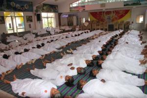 6. Shamshan yoga