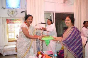 8. Prize distribution to winners
